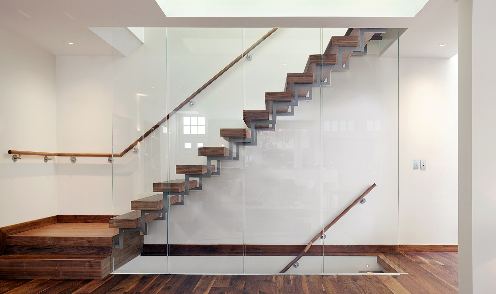 Stairs - Cantilevered - TinTab - Contemporary, bespoke, design